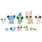 Littlest Pet Shop Frosting Frenzy 13db mini állat