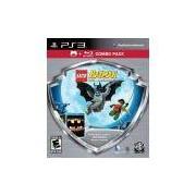 Lego Batman - Silver Shield Combo - PlayStation 3