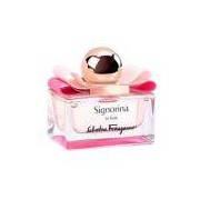 Signorina In Fiore Salvatore Ferragamo Perfume Feminino - Eau de Toilette - 50ml