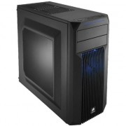 Carcasa Corsair Carbide SPEC-02 CC-9011057-WW, mATX Mid Tower, fara sursa, Negru