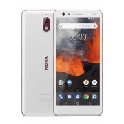 Nokia 3.1 Dual Sim 16GB - White Iron - Bianco
