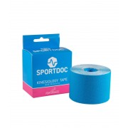 SportDoc Kinesiology Tape Blue