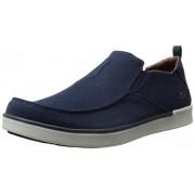 Skechers USA Men's Boyar Lented Slip-on Loafer, Navy, 9. 5 M US