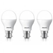 Philips B22 7 Watt LED Blub (Combo of 3)