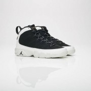 Jordan Brand Air Jordan 9 Retro Gs Black/Black/Summit White/Metallic Gold
