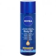 Nivea Q10 Plus óleo corporal refirmante para todos os tipos de pele 200 ml