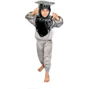 Kaku Fancy Dresses Wolf Wild Animal Costume For Kids School Annual function/Theme Party/Competition/Stage Shows Dress