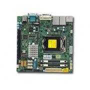 Supermicro X11SSV-Q LGA 1151 (Presa H4) Intel® Q170 Mini ITX