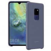 Capa de Silicone para Huawei Mate 20 51992617 - Azul