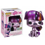 Funko POP! My Little Pony Exclusive Vinyl Figure Metallic Twilight Sparkle