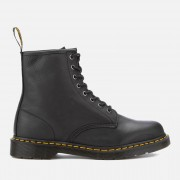 Dr. Martens Men's Carpathian Leather 8-Eye Boots - Black - UK 7 - Black