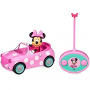 Minnie Mouse Remote Control Town Car Disney