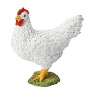 Bullyland Hen in White Action Figure