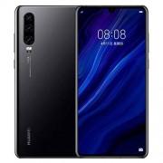 Huawei P30 6.1 Pulgadas OLED FHD + 2340 * 1080 Android 9 Leica Quad Camera 40 MP + 16 MP + 8 MP Dual SIM 3650mAh Supercharge 22.5W NFC (8GB+256GB,Negro)