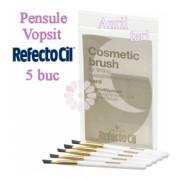 Pensula Tare Aurie pentru vopsire 5buc - RefectoCil