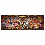 Puzzle 1000 Disney Orquesta Panoramico - Clementoni