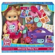 Hasbro Baby Alive All Dressed Up N Ready To Go Doll