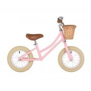 Bobbin Bicicleta sin Pedales Gingersnap Balance Bike Rosa