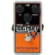 Electro Harmonix OP Amp Big Muff Pedal guitarra eléctrica