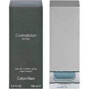 Calvin klein - contradiction eau de toilette 100 ml spray