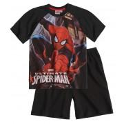 Pijama Spiderman bleumarin inchis