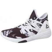 Reebok Women's Hayasu Ltd White and Black Dance Shoes - 6 UK/India (39 EU)(8.5 US)