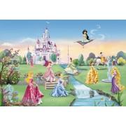 "Fototapet ""castelul Printesei"" - Colectia Disney"