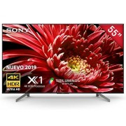 """Sony XBR-55X850G Pantalla 4K Ultra HD 55"""" Android TV Serie X850G"""