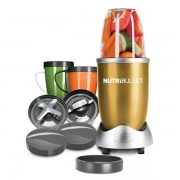 NutriBullet 600 Series - Blender - 12-delig - Goud