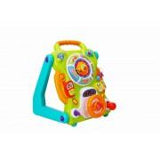 Antemergator 3 in 1 si centru cu activitati - Hola Toys