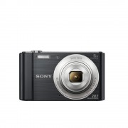 Sony Cyber Shot DSC-W810 black Цифров фотоапарат 20,1 MP