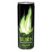 Burn Apple Kiwi 0,25 L