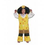 Disfraz Hippy niña - Creaciones Llopis