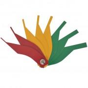 vidaXL Sada tloušťkoměrů brzdových destiček z uhlíkové oceli 8 v 1