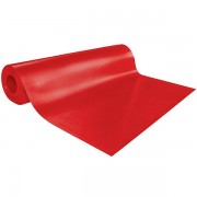 Certeo Boden- und Werkbankmatte - Zuschnitt ab 2 lfd. m - rot