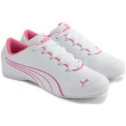 Puma Soleil v2 Comfort Fun Sneakers For Women(White)