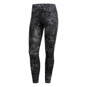 adidas Women's Supernova How We Do 7/8 Running Tights - Black - L - Black