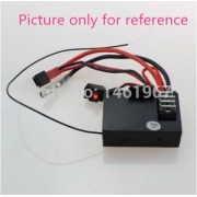 Generic Free shipping L969-18 Wltoys L969 RC Car Spare Parts 2.4G Receivers Receiving Box