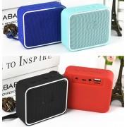 Boxa portabila Wireless BS-111 , FM Radio, TF Card, AUX,USB
