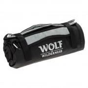 Wolf of Wilderness кучешка туристическа постелка, от полиестер - Д 100 x Ш 70 см