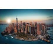 Geen Poster New York Freedom Tower 61 x 91 cm wanddecoratie
