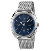 Breil Horloge Beaubourg Unisex Blauwe wijzerplaat TW1601
