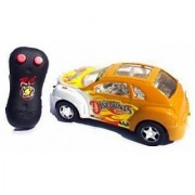 Remote Control Crazy Car