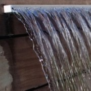 Davey Cascade Waterfall PB300 for your Garden, Pond or Pool