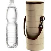 Torba termiczna na butelkę Handy beżowa