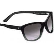 Fastrack Sports Sunglasses(Black)