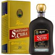 SANTIAGO DE CUBA EXTRA ANEJO 20 ANI 0.7L