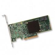 BROADCOM HBA SAS 9300-4i SGL 4-Port Int. 12Gb/s PCIe 3.0