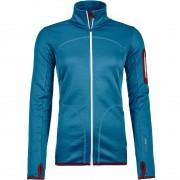 Ortovox Women Fleece Jacket blue sea
