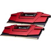 Memorija G.Skill 16 GB Kit (2x8 GB) DDR4 2133 MHz Ripjaws V, F4-2133C15D-16GVR